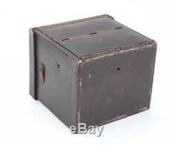 Kodak No. 4 Pliant Kodak Cartable, 1895 Améliorée Modèle Emballé / Cks / 199201