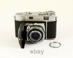 Kodak Retina IIc (020) + Schneider retina Xenon C 2.8/50 mm 1954-1957 petit c