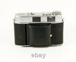 Kodak Retina IIc (029) + Schneider retina Xenon C 2.8/50 mm 1957-1958 (big C)
