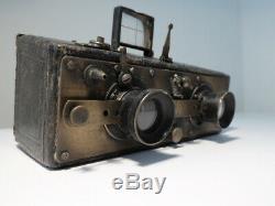 Korsten Litote Vintage Stereo Collectible French Camera 45x107 Rare