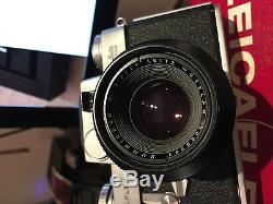 LEICAFLEX MK II with 50mm f2 SUMMICRON-R LENS Boxed Leica