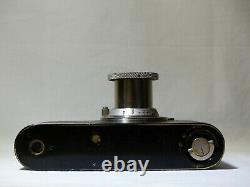 LEICA II NOIR 1932 35mm camera Objectif Leitz Elmar 13,5 F=50 n° 89158