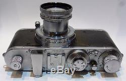 LEICA Standard chrom 1935 no. 159220 Summar 2/50 Verschluss löst sinnvoll aus
