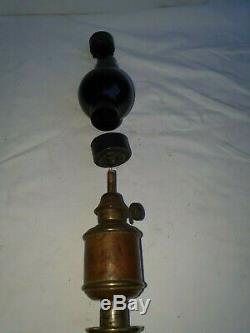 Lampe pigeon JUNIUS a essence pour labo photo