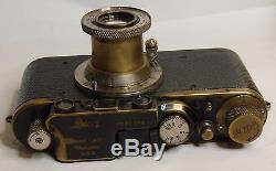 Leica II No. 84209 Verschluss OK, Optik gut, ohne Kratzer und Pilz, SAMMLERST