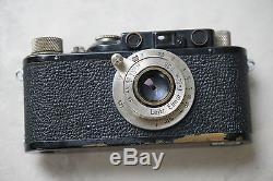Leica II aus dem Jahre 1932. Mit Elmar 5cm