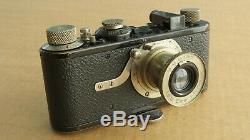 Leica I A, close focus. 1930. Très bel état