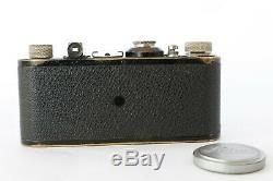 Leica I modele A N°1638 fabriqué en 1929 + Elmar 13,5 50 mm avec Télémètre