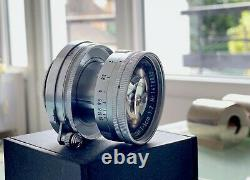 Leica Iiig + Summicron 5cm /2 Etat Collection