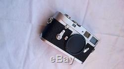 Leica M2 original L seal rangefinder Leitz Wetzlar (M3 M4 M5 M6 M7)