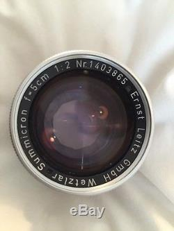 Leica M3 MINT CONDITION