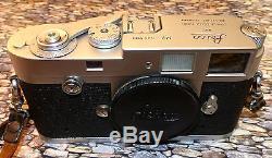 Leica M 2 Gehäuse Nr 949709 Mechanik Pur! Anschauen
