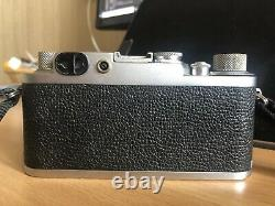 Leica iiif + Summitar 50mm