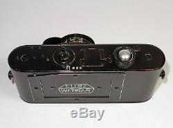 Leitz Kamera Camera Sucherkamera Replik Nachbau Leica Ur-Leica rangefinder dummy