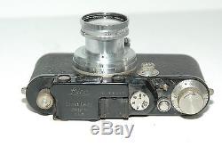 Leitz Leica III # 166397 + Summar 2/50 mm Nr. 237423 lw079