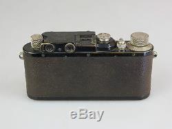 Leitz Leica III #180574 mit Elmar 3,5/50mm mit Kameratasche vb139