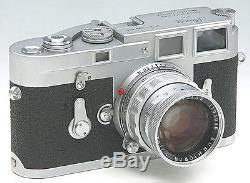 Leitz Leica Leica M3 996 404 Summicron 2/50 1m- N°1704096