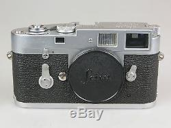 Leitz Leica M2 #989534 Kamerabody vb040