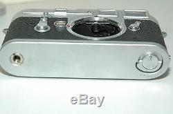 Leitz Leica M3 # 962335 + Leicameter MC + Booster lw047
