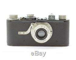 Leitz Wetzar Leica I #7217 with Elmar 3.5/50 mm Lens