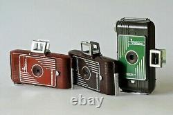 Lot de 3 appareils Falcon Modele JUNIOR Chicago vers 1950