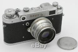 MAMRTb USSR Vers 1957 Objectif Russe 2,8/5 cm N°002177