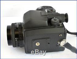 MINT PENTAX 645 NII + PENTAX -FA 645 1 2.8 75mm