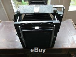 MPP 5 x 4 RAF Issue Camera Kit in Case- Body Two lenses, Flash etc