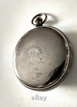 Magic Photoret. Rare montre appareil photo 1893