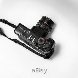 Mamiya 6 + 50 mm