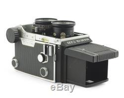 Mamiya C220 Professional TLR Camera #B68647 with Sekor 80 mm