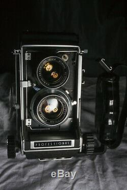 Mamiya C33 optique 80mm f/2.8