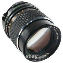 Mamiya M645 1000 S + Mamiya-Sekor C 150 mm f3.5