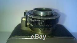Miniature Bolta Photavit III RADIONAR 3,5/37,5 mm+rembobineur+notice+boite
