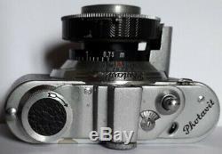 Miniature Bolta Photavit IV XENAR 12,8/37,5 mm