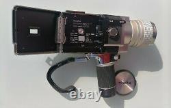 Minolta Autopak 8 D 10 film testé parfaite état + valise + alimentation externe