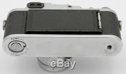 NICCA Type-5 Nicca Camera Works Japon vers 1955 Objectif NIPPON-NIKKOR 2/5 cm