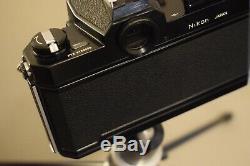 NIKKORMAT FT2 NOIR 50mm/1,4 très bon état