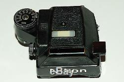 NIKON F2AS Professionelle Spiegelreflexkamera mit austauschbarem Sucher