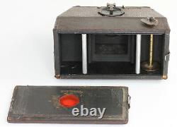 N° 1 CONE Pocket Kodak EASTMAN DRY PLATE & FILM CO Rochester USA Rare Vers 1898