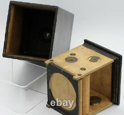 N° 1 KODAK Vers 1889 EASTMAN DRY PLATE & FILM Co 100 vues rondes Rochester USA
