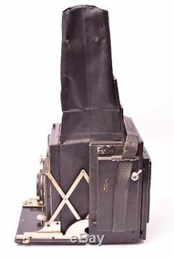 Newman & Guardia Ltd. Folding Reflex Camera