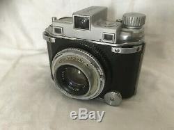 Nice KODAK MEDALIST I 1941-1948. 620 film camera, rangefinder