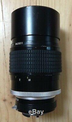 Nikon Ai 180 mm f2,8