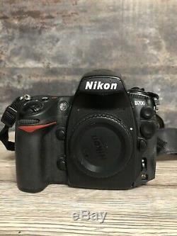 Nikon D700 Defectueux