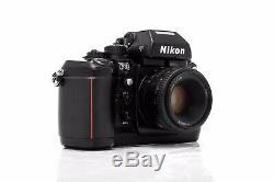 Nikon F4 +nikkor 50mm 1.8D