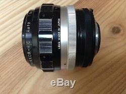 Nikon Nikkor HC Auto Ai 85 mm f1,8
