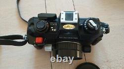 Nikon Nikonos IV A Underwater Nikon 35mm f/2.8 objectif 1 3.5 mm