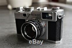 Nikon S4 Complet Rare Version Export + Etui