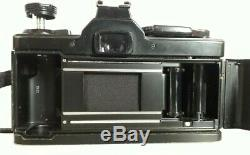 OLYMPUS OM-2 Spot/Program + ZUIKO AUTO-MACRO 13,5 f=50 testé et fonctionnel